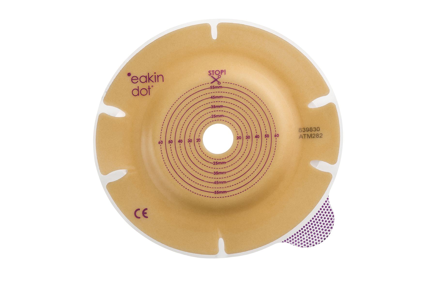 839830 Eakin dor 2-dels blød convex_ krops side_ LR